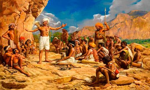 भगवान बिरसा मुंडा जी के जयंती के अवसर पर उनको शत-शत नमन